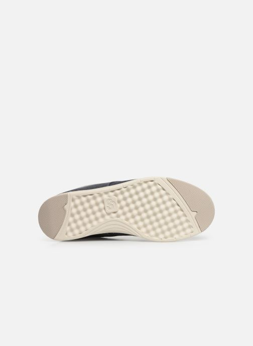 Sneakers Cloudsteppers by Clarks Step Isle Lace Blauw boven