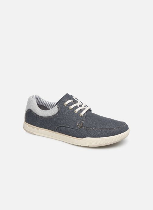 Baskets Cloudsteppers by Clarks Step Isle Lace Bleu vue détail/paire