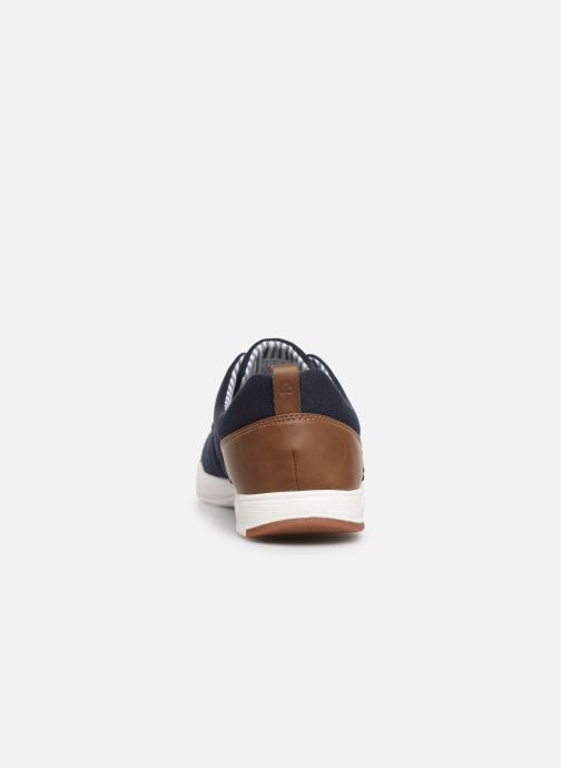 Baskets Cloudsteppers by Clarks Step Isle Crew Bleu vue droite