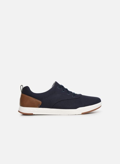 Sneakers Cloudsteppers by Clarks Step Isle Crew Blauw achterkant