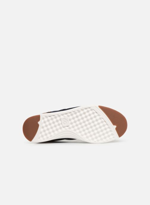 Sneakers Cloudsteppers by Clarks Step Isle Crew Azzurro immagine dall'alto