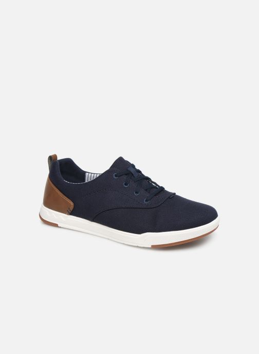 Sneakers Cloudsteppers by Clarks Step Isle Crew Blauw detail