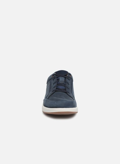 Sneakers Clarks Unstructured UN TRAIL FORM Blauw model