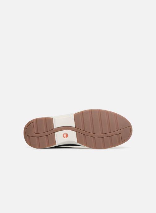 Sneakers Clarks Unstructured UN TRAIL FORM Azzurro immagine dall'alto