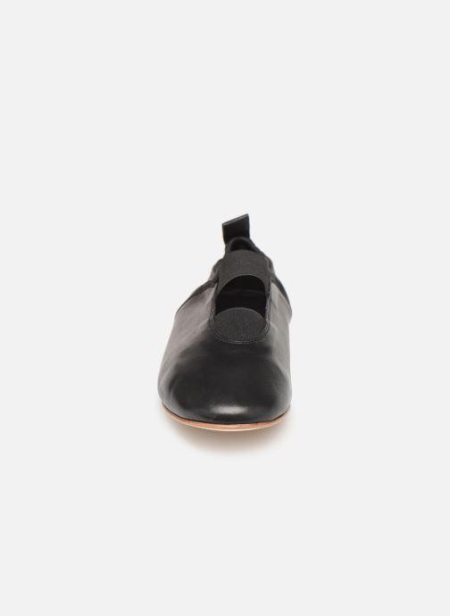 Ballerines Another Project Bettie Noir vue portées chaussures