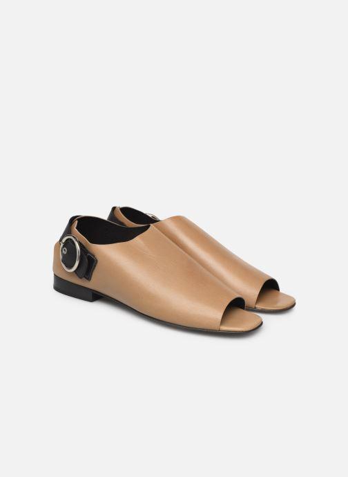 Sandales et nu-pieds Another Project Callie Beige vue 3/4