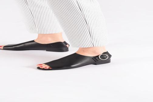 Sandales et nu-pieds Another Project Callie Beige vue bas / vue portée sac