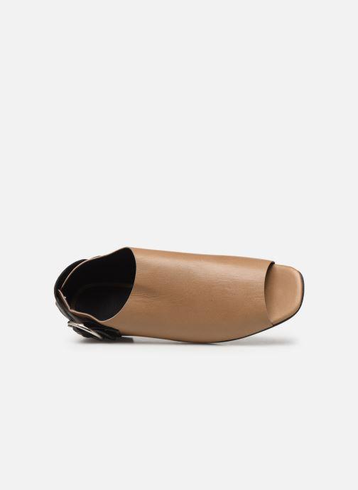Sandales et nu-pieds Another Project Callie Beige vue gauche