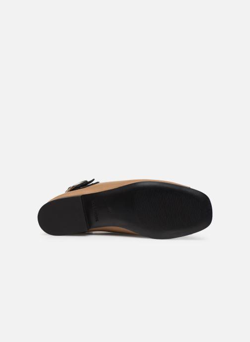 Sandales et nu-pieds Another Project Callie Beige vue haut