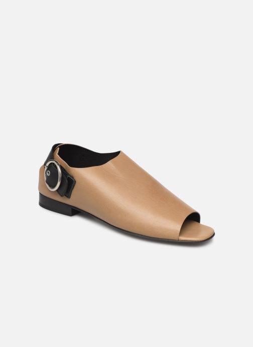 Sandales et nu-pieds Another Project Callie Beige vue détail/paire