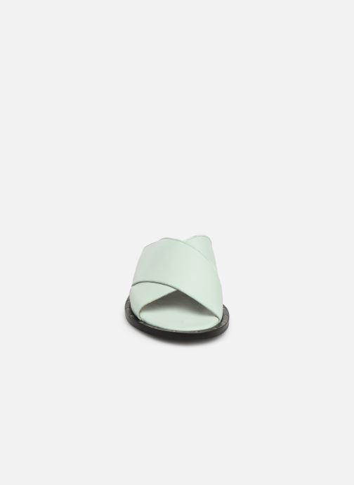 Mules et sabots Another Project Daria Vert vue portées chaussures