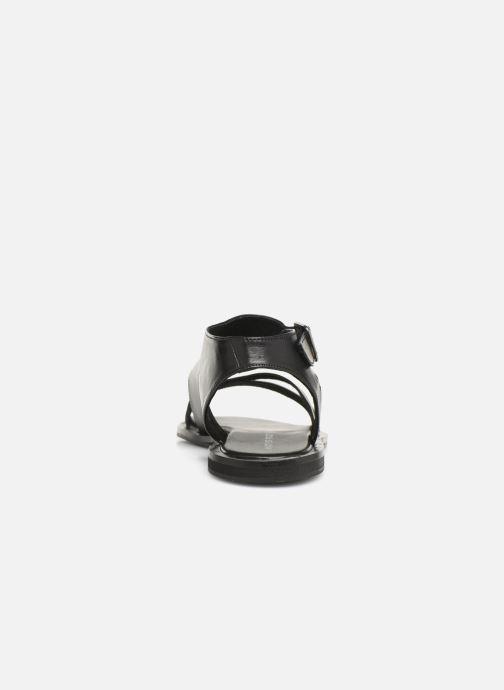 Sandales et nu-pieds Another Project Deb Noir vue droite