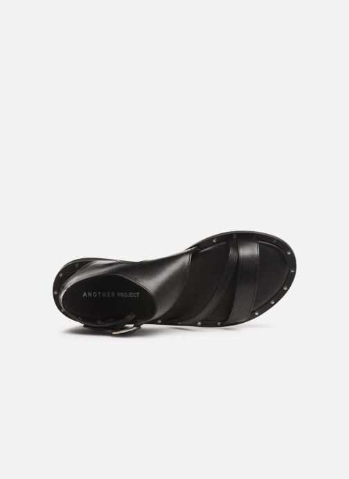 Sandales et nu-pieds Another Project Deb Noir vue gauche