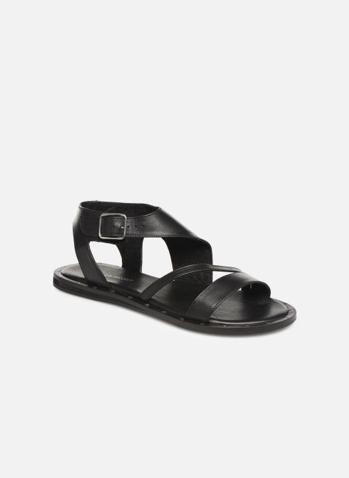 Sandales et nu-pieds Another Project Deb Noir vue détail/paire