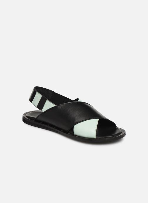 Sandales et nu-pieds Another Project Ellye Noir vue détail/paire