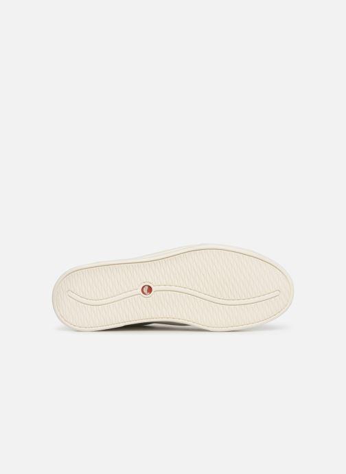 Sneakers Clarks Unstructured UN COSTA LACE Bianco immagine dall'alto
