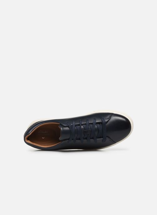 Sneakers Clarks Unstructured UN COSTA LACE Blauw links