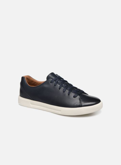 Sneakers Clarks Unstructured UN COSTA LACE Blauw detail