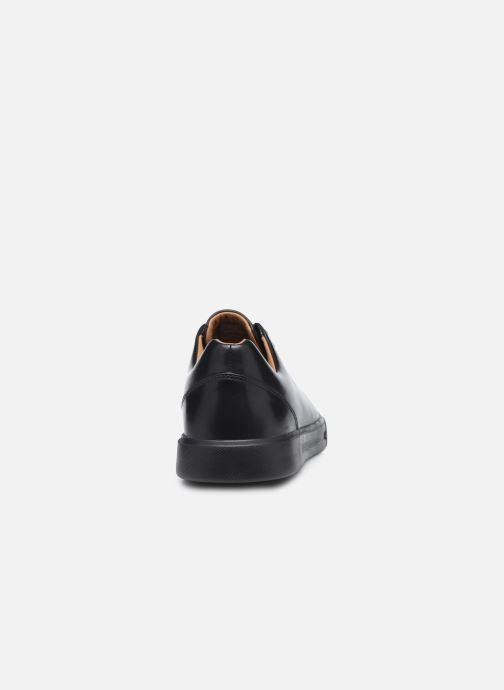 Sneaker Clarks Unstructured UN COSTA LACE schwarz ansicht von rechts