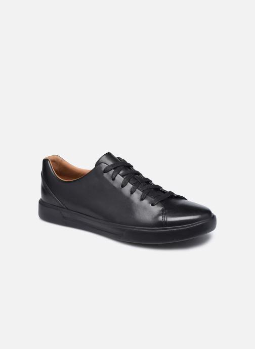 Sneaker Clarks Unstructured UN COSTA LACE schwarz detaillierte ansicht/modell