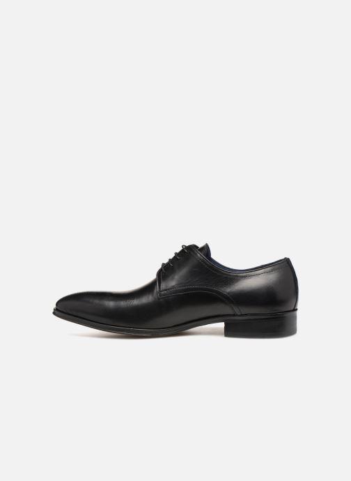 Zapatos con cordones Brett & Sons Mark 2 Negro vista de frente