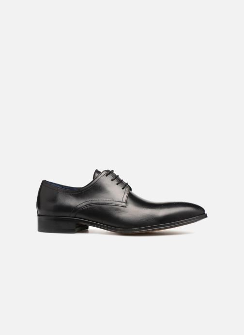 Zapatos con cordones Brett & Sons Mark 2 Negro vistra trasera