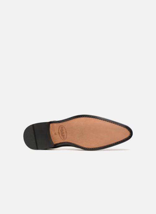 Zapatos con cordones Brett & Sons Mark 2 Negro vista de arriba