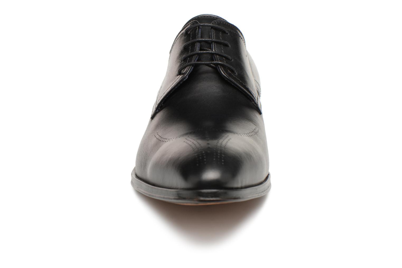Chaussures à lacets Brett & Sons Mark 2 Noir vue portées chaussures