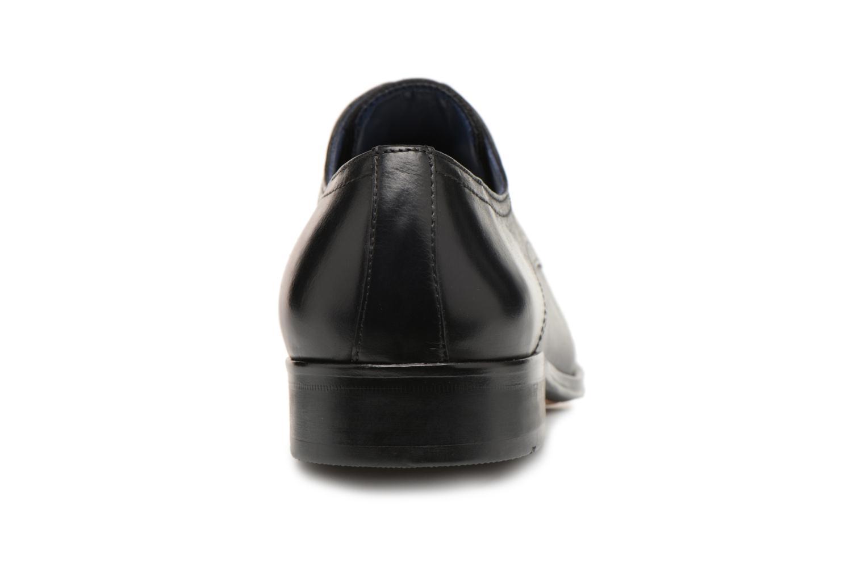 Chaussures à lacets Brett & Sons Mark 2 Noir vue droite