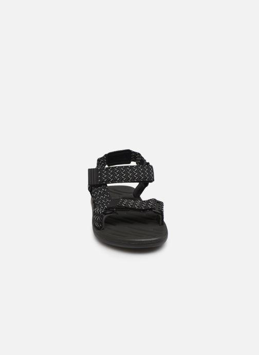 Sandalen Rider RX III Sandal schwarz schuhe getragen