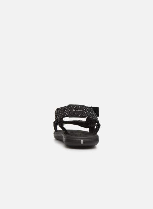 Sandales et nu-pieds Rider RX III Sandal Noir vue droite