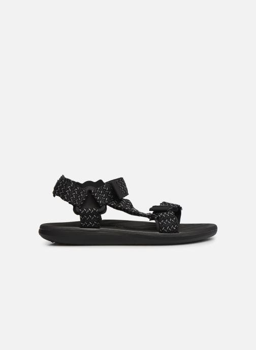 Sandales et nu-pieds Rider RX III Sandal Noir vue derrière