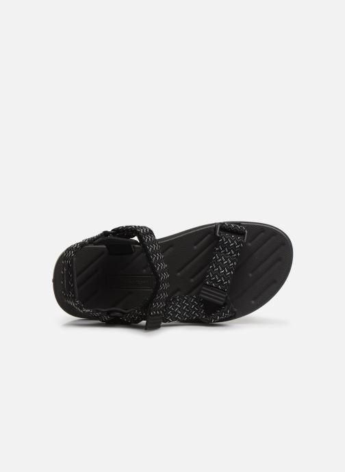 Sandales et nu-pieds Rider RX III Sandal Noir vue gauche