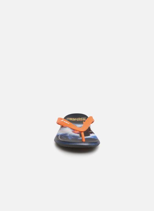 Infradito Rider Blockbuster Multicolore modello indossato
