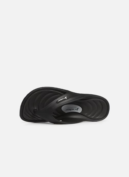 Slippers Rider Cape XII Zwart links