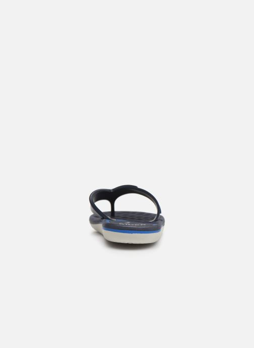 Slippers Rider R Line Plus II Blauw rechts