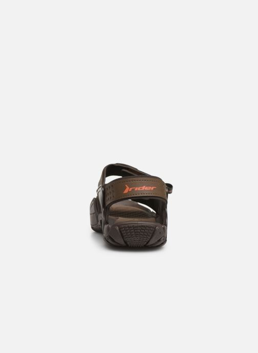 Sandals Rider Tender X Brown view from the right