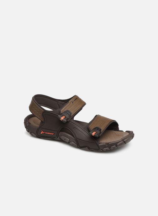 Sandales et nu-pieds Rider Tender X Marron vue détail/paire