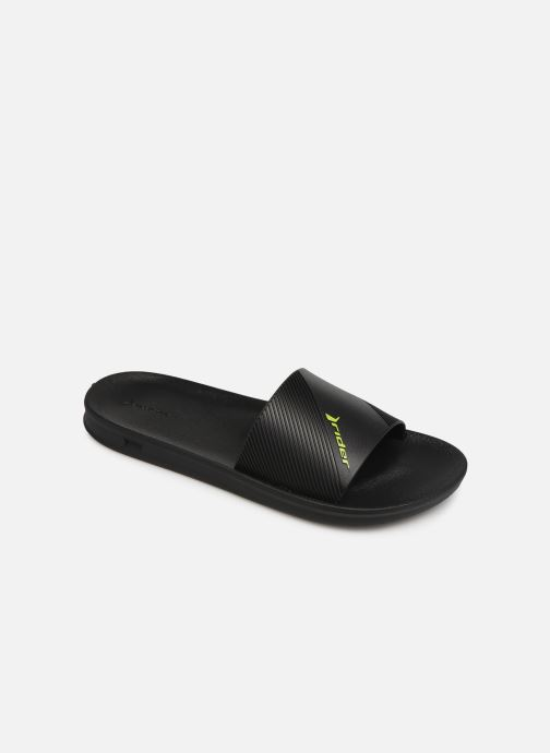 Sandales et nu-pieds Rider Strike Slide Noir vue détail/paire