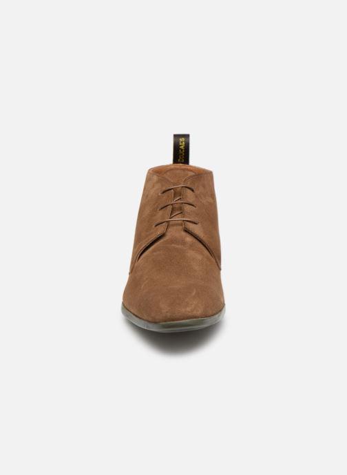 Bottines et boots Doucal's OMAR2 Marron vue portées chaussures