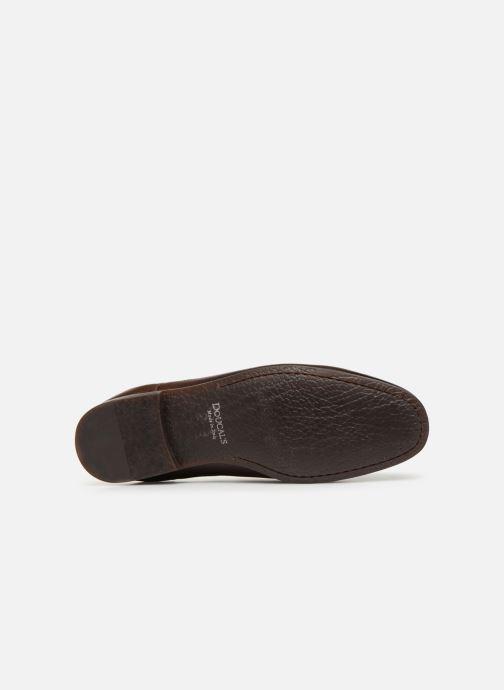 Boots en enkellaarsjes Doucal's MARIO Bruin boven