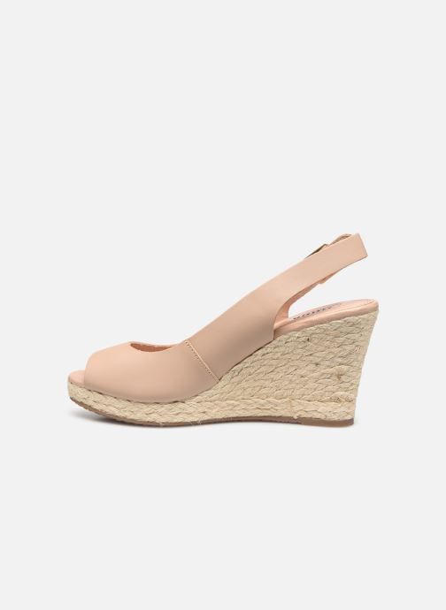 Espadrilles Dune London KICKS 2 Beige vue face