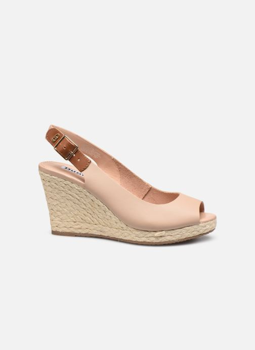 Alpargatas Dune London KICKS 2 Beige vistra trasera