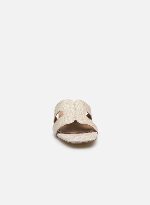 Mules et sabots Dune London LOUPE Beige vue portées chaussures