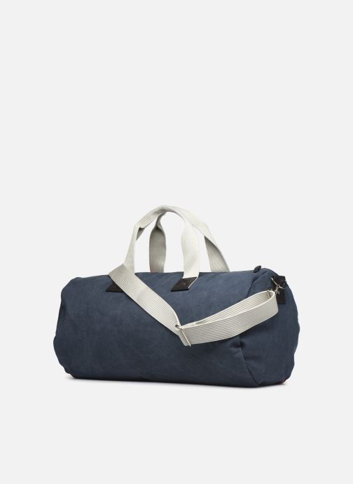 Sports bags Hackett London Sash Duffle Blue view from the right