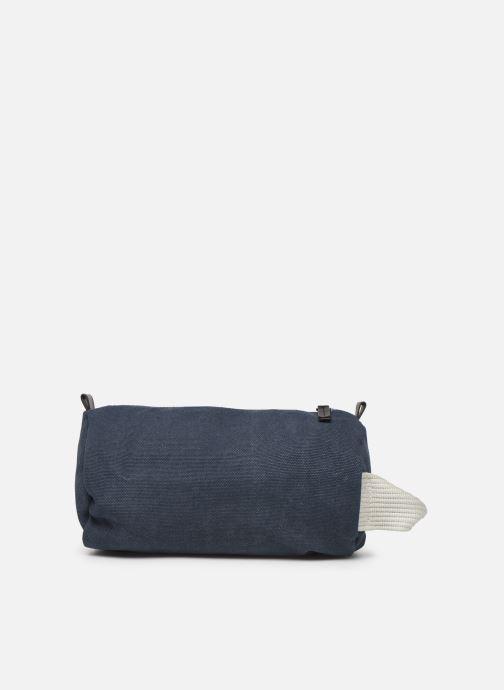 Bagages Hackett London Sach Washbag Bleu vue face