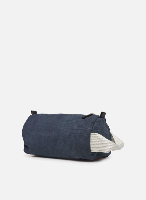 Bagages Hackett London Sach Washbag Bleu vue droite
