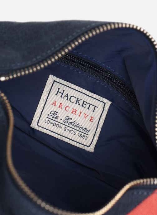 Bagages Hackett London Sach Washbag Bleu vue derrière