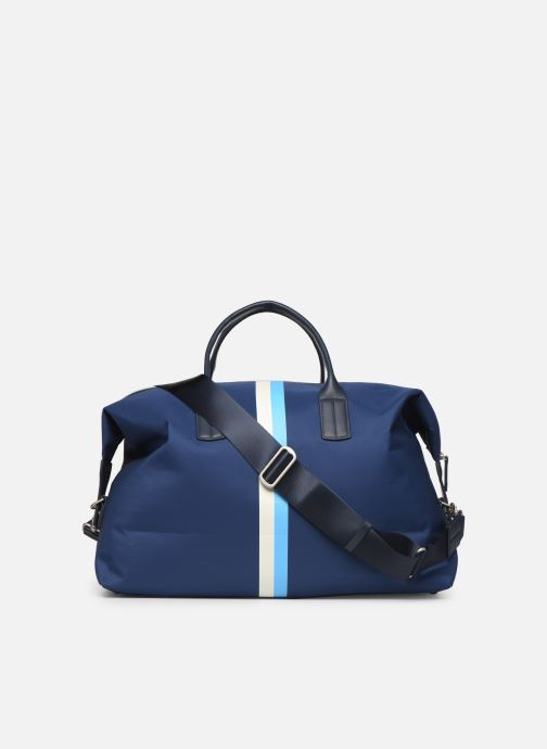 Sports bags Hackett London Ledbury Holdall Blue front view