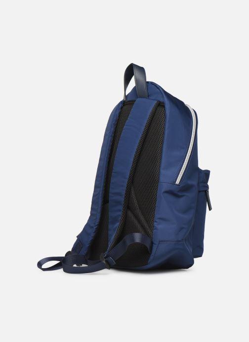 Sacs à dos Hackett London Ledbury Backpack Bleu vue droite